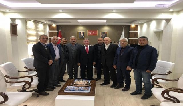 BELEDİYE MECLİS ÜYELERİNE TEŞEKKÜR BELGESİ