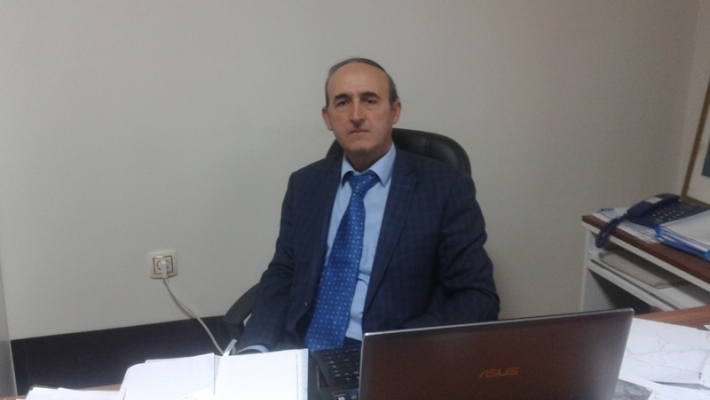 Fen İşleri Müdürlüğü - MEHMET YILDIRIM