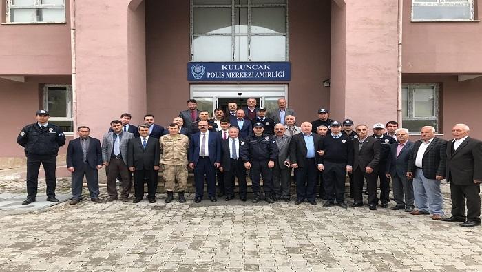 BAŞKAN BOYRAZ POLİS TEŞKİLATININ 173. KURULUŞ YIL DÖNÜMÜNÜ KUTLADI