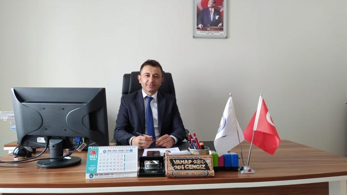 Yazı İşleri Müdürlüğü - Vahap CENGİZ