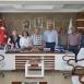 KONAKTEPE MAHALLE SAKİNLERİNDEN BAŞKAN BOYRAZ'A ZİYARET