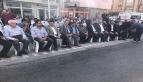 BAŞKAN BOYRAZ HEKİMHAN'DA ŞEHİT CENAZESİNE KATILDI