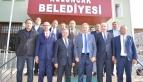 Malatya Büyükşehir Belediye Başkanı Sayın; Ahmet ÇAKIR ilçemizi ziyaret etti.